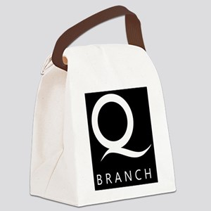 Q Branch Canvas Lunch Bag
