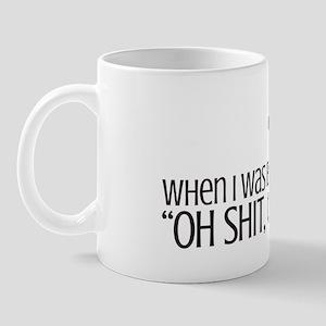 devil said Mug