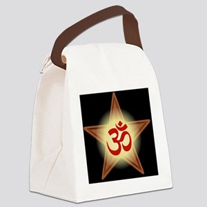 Hindu Barnstar Canvas Lunch Bag