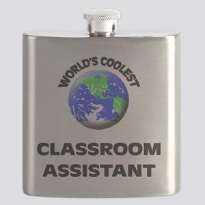 World's Coolest Classroom Assistant Flask