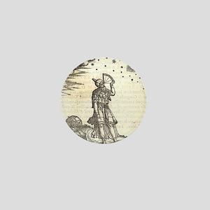 Ptolemy Astrology Mini Button