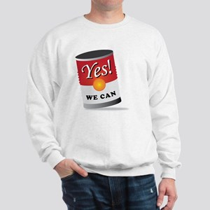 yes we can! Sweatshirt