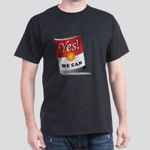 yes we can! Dark T-Shirt