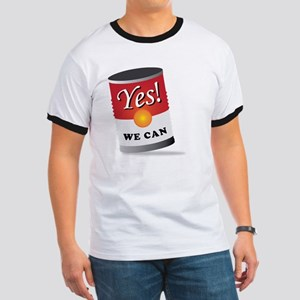 yes we can! Ringer T