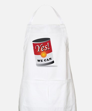 yes we can! Apron