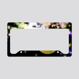Guardian of the Galaxy License Plate Holder