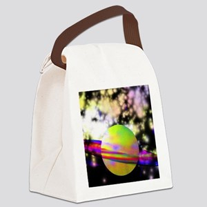 Guardian of the Galaxy Canvas Lunch Bag