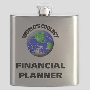 World's Coolest Financial Planner Flask