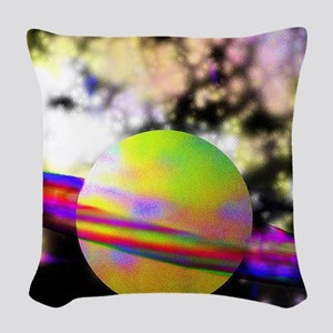 Guardian of the Galaxy Woven Throw Pillow