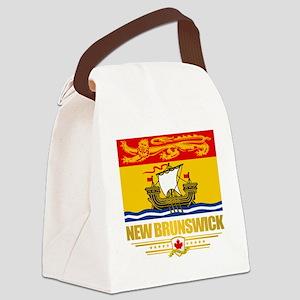 New Brunswick Pride Canvas Lunch Bag