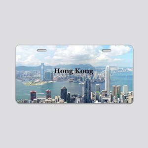 HongKong_5x3rect_sticker_Ho Aluminum License Plate