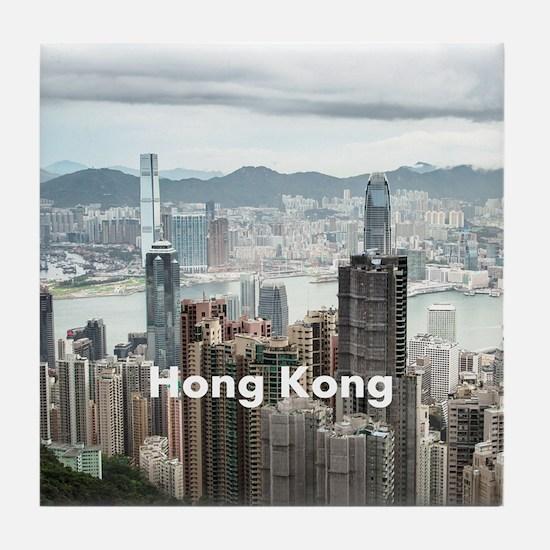 HongKong_8.887x11.16_iPadSleeveFront_ Tile Coaster