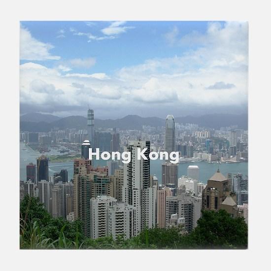 HongKong_8.56x7.91_GelMousepad_HongKo Tile Coaster