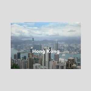 HongKong_8.56x7.91_GelMousepad_Ho Rectangle Magnet