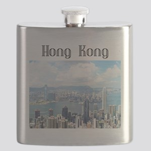 HongKong_19x19_HongKongFromVictoriaPeak Flask
