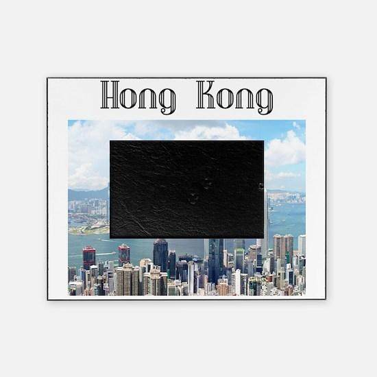 HongKong_19x19_HongKongFromVictoriaP Picture Frame