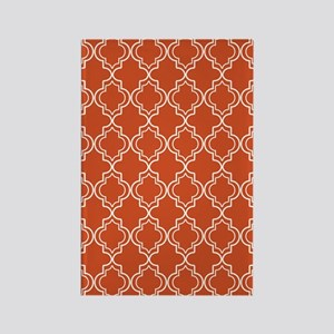 Moroccan TnT 3x5 W Pumpkin Rectangle Magnet