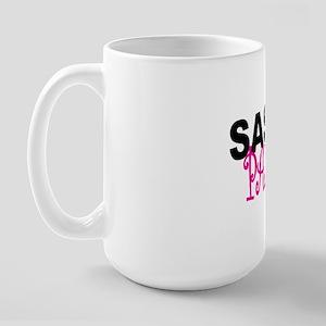 Sassy Pants Large Mug