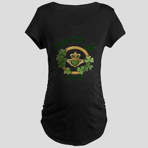 customized Maternity Dark T-Shirt