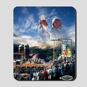 Pope John Paul II  Mass in the Heartland Mousepad