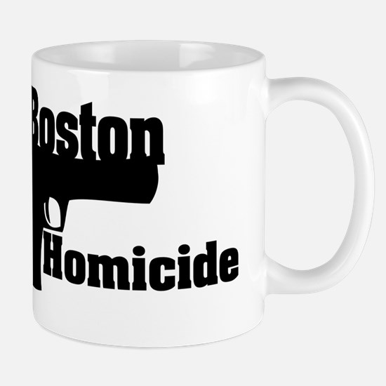 Boston Homicide 1 Mug