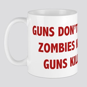 GunZombiesKill1C Mug