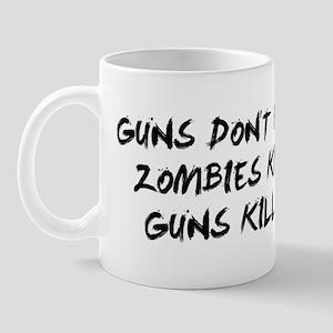 GunZombiesKill2A Mug