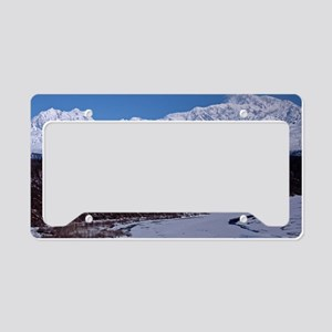 (9) Denali 9323 License Plate Holder
