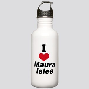 I Heart Maura Isles 1 Stainless Water Bottle 1.0L