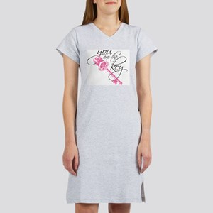 You Are the Key Women's Nightshirt