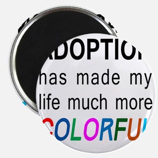 colorful big Magnet