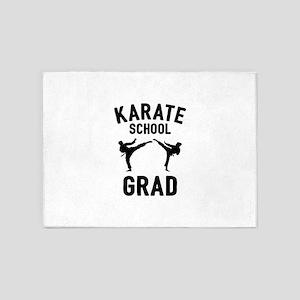 Karate Grad 5'x7'Area Rug