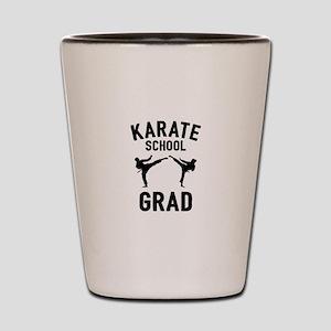 Karate Grad Shot Glass