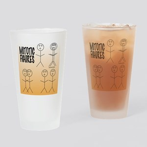 Mitotic Figures Drinking Glass
