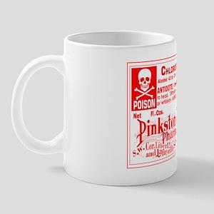 Poison Chloroform Mug
