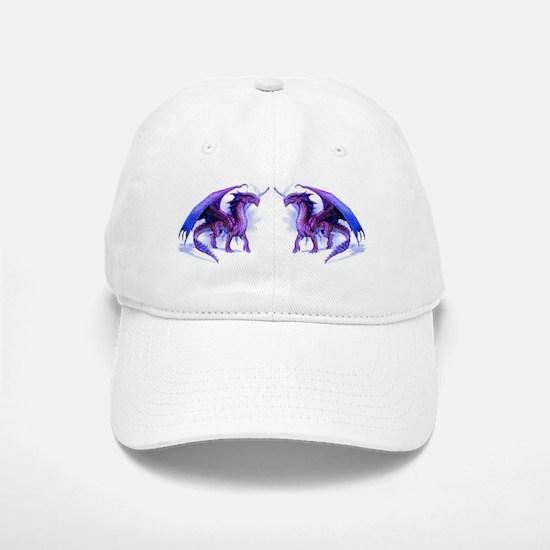Purple Dragons Baseball Baseball Cap