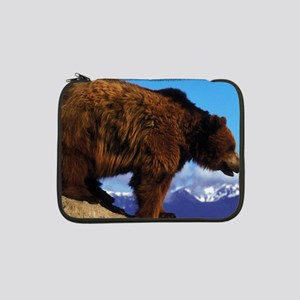 "A Grizzly View 13"" Laptop Sleeve"