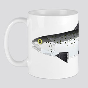 Atlantic Salmon f Mug