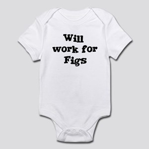 Will work for Figs Infant Bodysuit