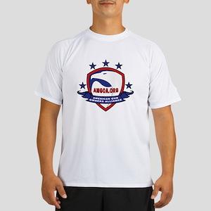 AMGOA logo Performance Dry T-Shirt