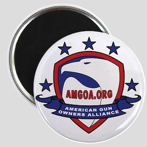 AMGOA logo Magnet