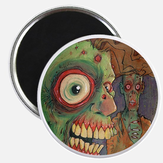 apocalyptic circle Magnet