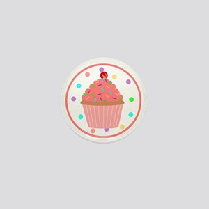 Sweet As A Cupcake Mini Button