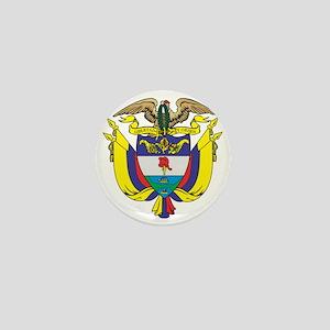Colombia COA Mini Button
