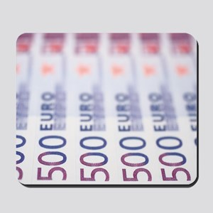 500 Euros Mousepad