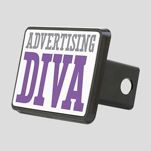 Advertising DIVA Rectangular Hitch Cover