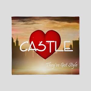 castle1c Throw Blanket