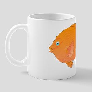 Garibaldi damselfish t Mug