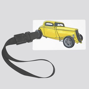 1933 High Boy Coupe 2 Large Luggage Tag
