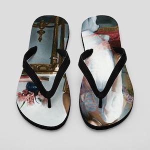 Anastasia Flip Flops